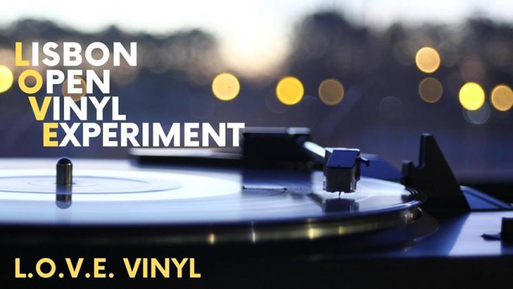 Lisbon Open Vinyl Experiment - Djset - 27 abril 2019 Largo Café Estúdio