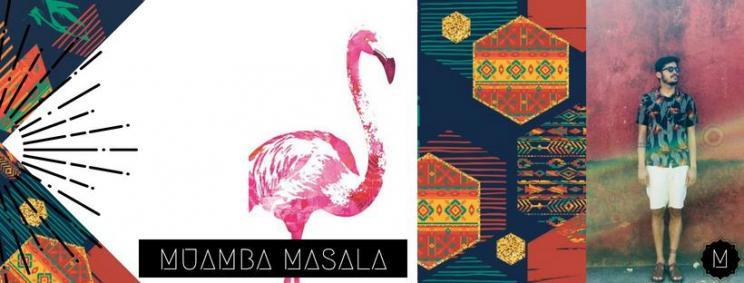 MUAMBA MASALA Djset. 7 Jul. 22h LARGO Café Estúdio
