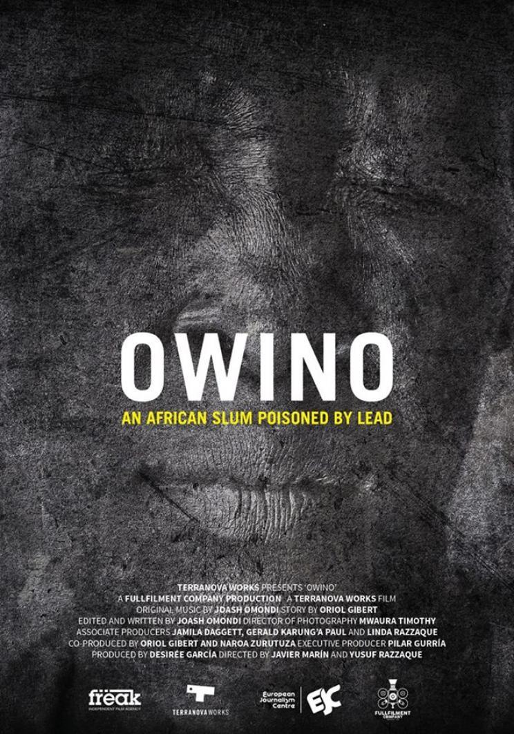 OWINO: An African slum poisoned by lead / realização Javier Marín