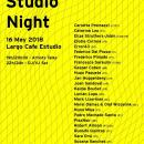 Temp Studio Night 16 Mar. Qua. 19h Largo Café Estúdio