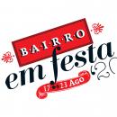 Logo Bairro em Festa 2020