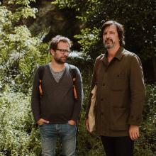 Tiago Pereira e Silvio Rosado